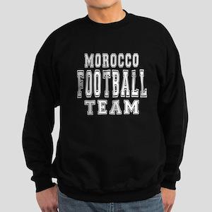 Morocco Football Team Sweatshirt (dark)