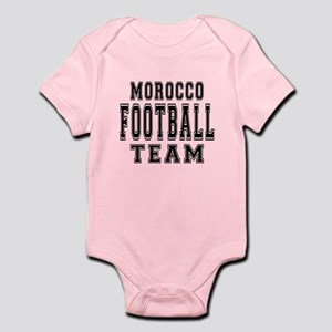 Morocco Football Team Infant Bodysuit