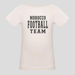 Morocco Football Team Organic Baby T-Shirt