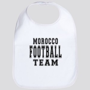 Morocco Football Team Bib