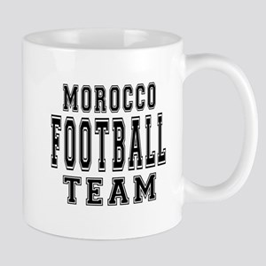 Morocco Football Team Mug