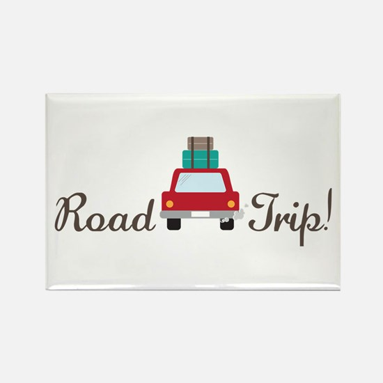 Road Trip Magnets