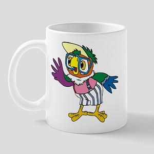 Popugay Mug
