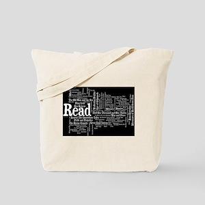 READ!  100 Best Books Tote Bag