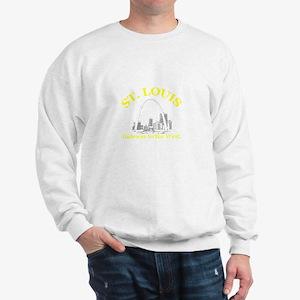 St. Louis . . . Gateway to th Sweatshirt
