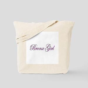 Bronx Girl Tote Bag