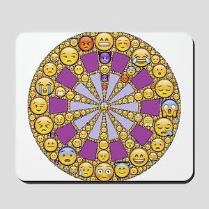 Circle of Emotions Mousepad