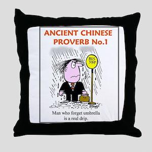 Fun Gift Throw Pillow
