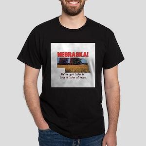 Nebraska . . . We've Got Lots Dark T-Shirt