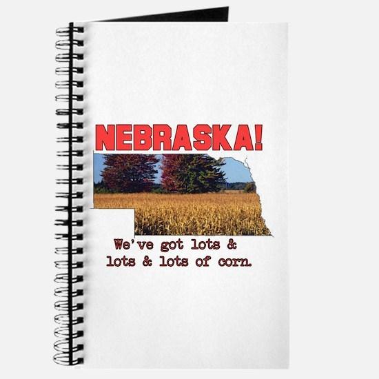 Nebraska . . . We've Got Lots Journal