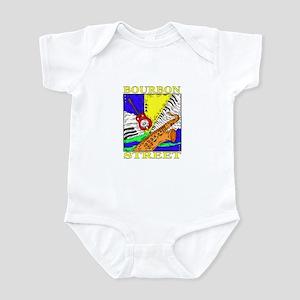 Bourbon Street Infant Bodysuit
