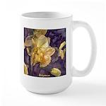 Moonlight Daffodils Large Mug