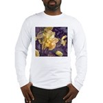 Moonlight Daffodils Long Sleeve T-Shirt