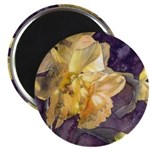 Moonlight Daffodils Magnet