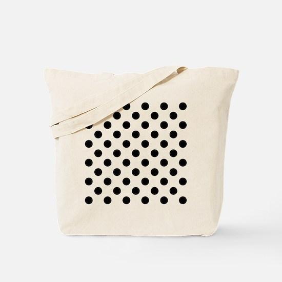 Cute Polka dot Tote Bag