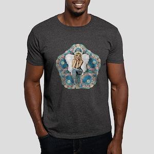 Sand Dollar Angel Dark T-Shirt