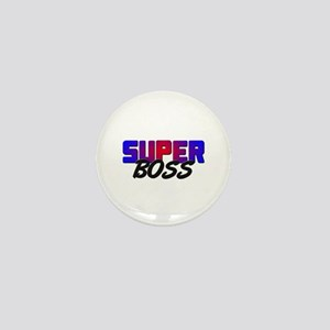 SUPER BOSS Mini Button