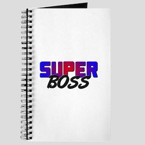 SUPER BOSS Journal