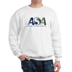Sweatshirt with ASA Centennial Logo