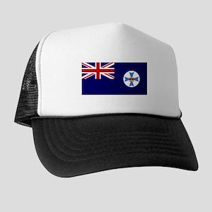 Queensland flag Trucker Hat