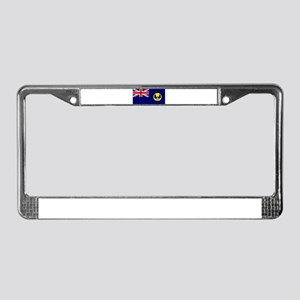 south australia flag License Plate Frame