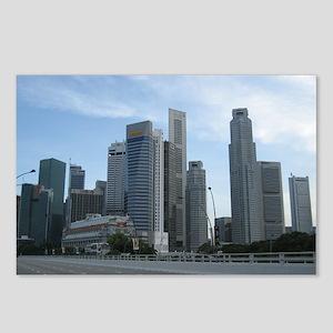 Singapore Central Business District Postcards (Pac