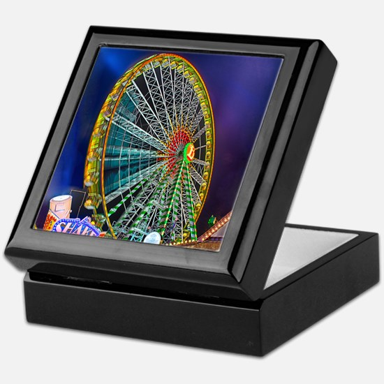 The Ferris Wheel Keepsake Box