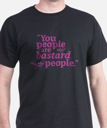 bastardpeople_purple2 T-Shirt