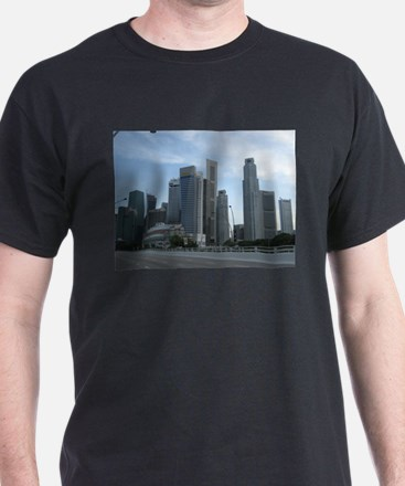 Singapore Central Business District T-Shirt