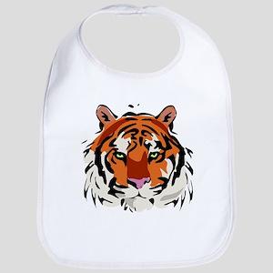 Tiger face Bib