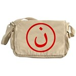 Nun Messenger Bag