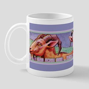 Cute Goats Mug