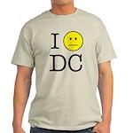 Dc is... OK Light T-Shirt
