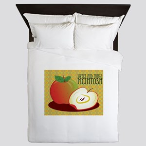 Sweet and Tangy Queen Duvet