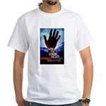 The Arm of Darkness White T-Shirt