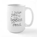Judge You Large Mug