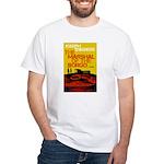 Marshal of Borgo White T-Shirt
