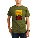Marshal of Borgo Organic Men's T-Shirt (dark)