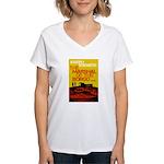 Marshal of Borgo Women's V-Neck T-Shirt