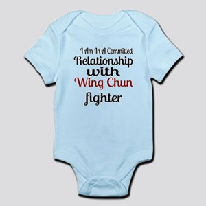 Relationship With Wing Chun Fi Baby Light Bodysuit