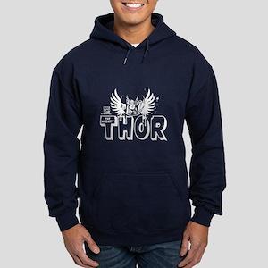 Marvel Comics Thor 2 Hoodie (dark)