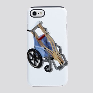 CrutchesWheelchair081210 iPhone 7 Tough Case