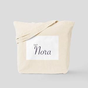 I'm a Nora Tote Bag