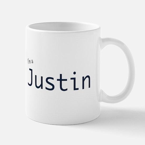 I'm a Justin Mugs