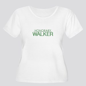 Honorary Walker Plus Size T-Shirt