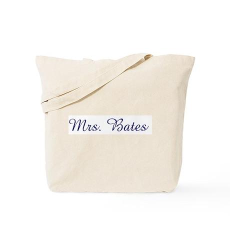 Mrs. Bates Tote Bag