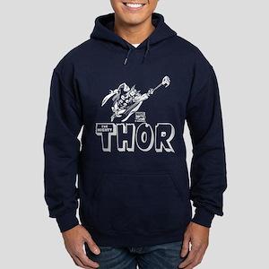 Marvel Comics Thor 4 Hoodie (dark)