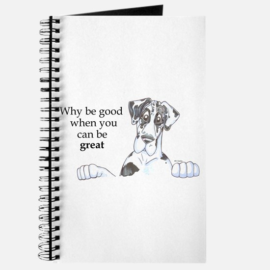 NH Why be good Journal