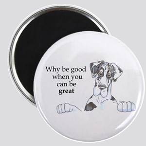 NH Why be good Magnet