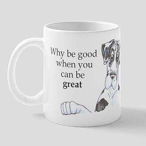 NH Why be good Mug